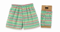 Mud Pie Holiday Tree  Boxers