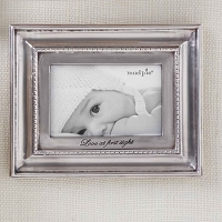 Mud Pie Love at First Sight Picture Frame