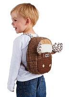Mud Pie Moose Back Pack