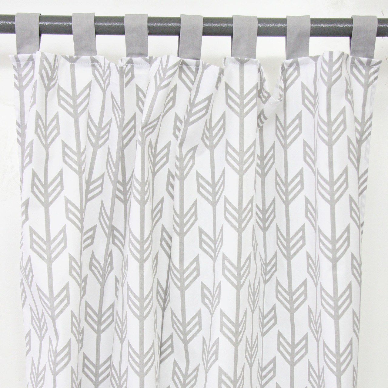 gray grey collection p small kids crib curtains panels in curtain square nursery arrow wanderlust