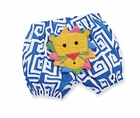 Mud Pie Safari Lion Diaper Cover