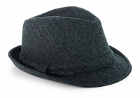 Mud Pie Tweed Fedora