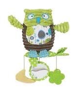 Maison Chic Boy Owl Multifunction Toy