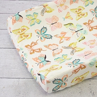 Caden Lane Buttercup Changing Pad Cover
