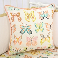 Caden Lane Buttercup Square Pillow Cover