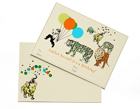 Animal Parade Invitations