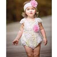 Daisy Meadows Bubble Romper