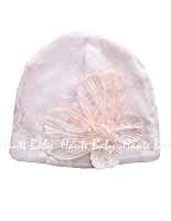 Haute Baby Butterfly Kisses Cap