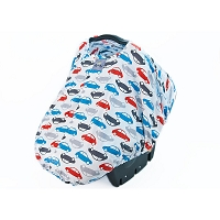 Itzy Ritzy Infant Carrier Pod Rodeo Drive