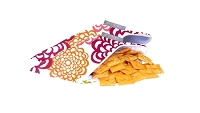 Itzy Ritzy Snack Bag Fresh Bloom