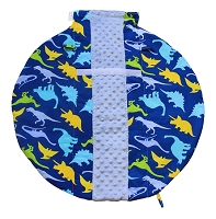 Itzy Ritzy Arm Pad & Tummy Time Mat Dino-Mite