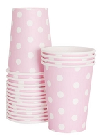 Paper Eskimo Paper Cup Marshmallow Pink
