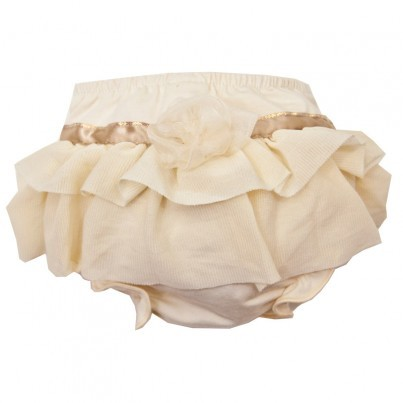 Cheeky Banana Vintage Rosette Bloomer
